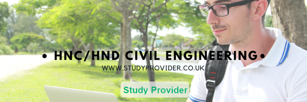 HNC/HND Civil Engineer