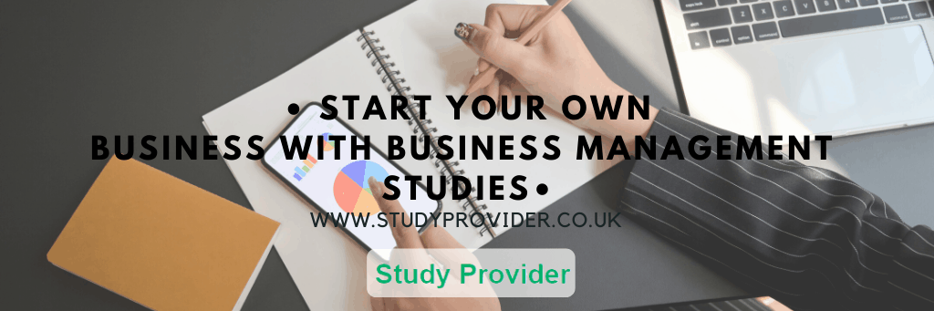Start your own business with Business Management Studies – HNC & HND Business Management – Assignment Help